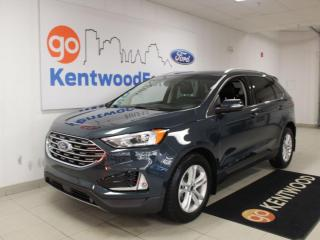 Used 2019 Ford Edge SEL | AWD | Low KM | Heated Leather | NAV | Adaptive Cruise for sale in Edmonton, AB