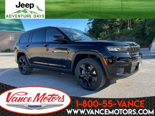 New 2021 Jeep Grand Cherokee All-New L Altitude for sale in Bancroft, ON