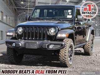 New 2021 Jeep Wrangler Unlimited Sport Willys Edition for sale in Mississauga, ON