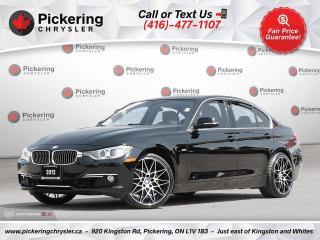 Used 2012 BMW 3 Series 328i - SUNROOF/LEATHER/HEATED SEATS/BLUETOOTH for sale in Pickering, ON