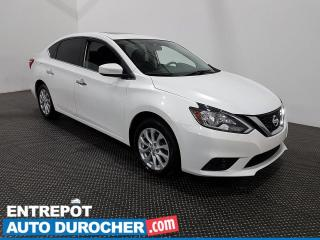 Used 2017 Nissan Sentra SV AUTOMATIQUE - Sièges chauffants - Climatiseur - for sale in Laval, QC