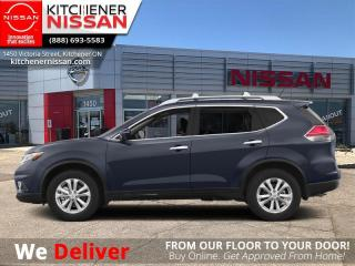 Used 2015 Nissan Rogue SV   - SUNROOF | BLUETOOTH | KEYLESS ENTRY | HTD SEATS for sale in Kitchener, ON