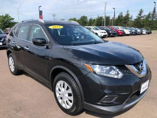 Used 2016 Nissan Rogue S for sale in Charlottetown, PE