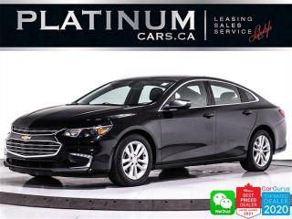 Used 2017 Chevrolet Malibu LT, AUTOMATIC, CAM, POWER SEAT, BLUETOOTH for sale in Toronto, ON