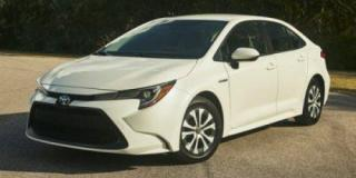 New 2022 Toyota Corolla Hybrid for sale in Langley, BC