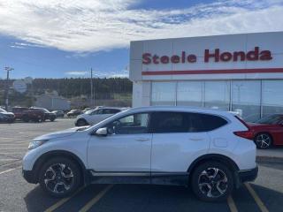 Used 2017 Honda CR-V Touring for sale in St. John's, NL