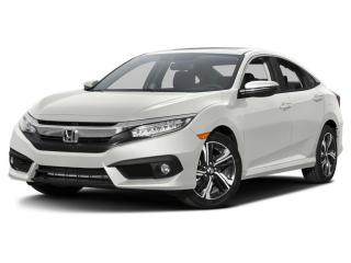Used 2016 Honda Civic Touring for sale in Sarnia, ON