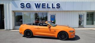 Used 2020 Ford Mustang GT Premium for sale in Ingleside, ON