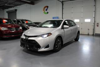 Used 2017 Toyota Corolla LE for sale in North York, ON