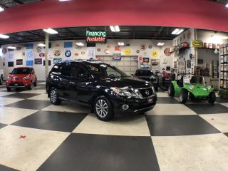 Used 2016 Nissan Pathfinder SV AUTO 4WD 7PASS A/C CRUISE CONTROL H/SEATS 89K for sale in North York, ON