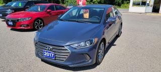 Used 2017 Hyundai Elantra Limited for sale in Ingleside, ON