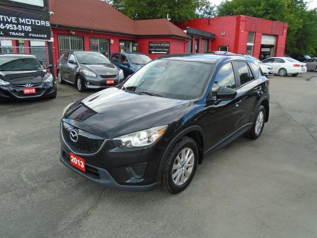 2013 Mazda CX-5 GS/ ALLOYS / PWR GROUP / ONE OWNER / CLEAN / A/C/