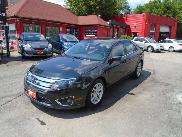 2010 Ford Fusion SEL/ ONE OWNER / NAVI / REAR CAM / NO ACCIDENT /AC
