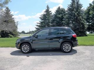 Used 2014 Volkswagen Tiguan S 4Motion AWD for sale in Thornton, ON