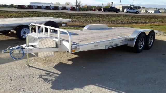 2021 Stronghaul Trailer 82 x 20' Aluminum Car Hauler