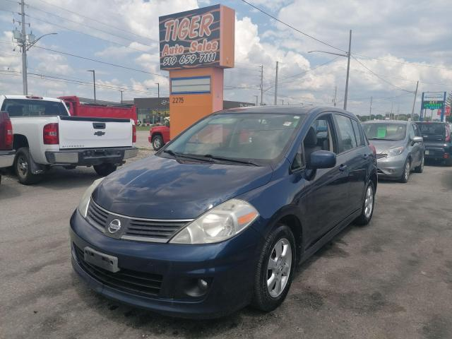 2007 Nissan Versa ALLOYS*SUNROOF*ONLY 187KMS**CERTIFIED