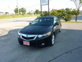 Used 2010 Acura TSX for sale in Kitchener, ON
