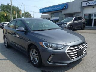 Used 2017 Hyundai Elantra GL HEATED SEATS. ALLOYS. A/C. POWER GROUP.AMAZING BUY for sale in Kingston, ON