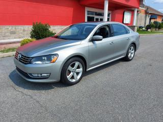 Used 2014 Volkswagen Passat TDI for sale in Cornwall, ON