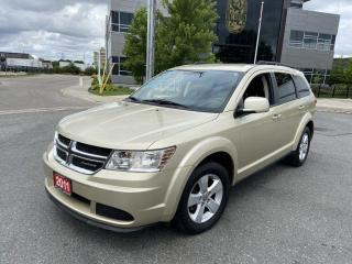 Used 2011 Dodge Journey 7 Passengers, Only 121000 KM, 3/Y Warranty Availab for sale in Toronto, ON