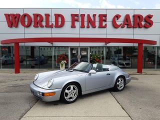Used 1994 Porsche 911 Speedster | RARE | 5-Speed for sale in Etobicoke, ON