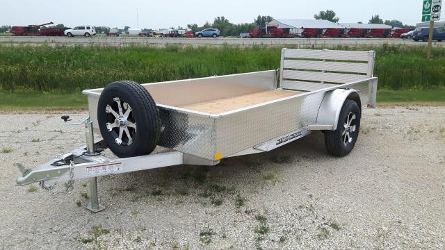 2021 Stronghaul Utility Trailer  66 x 12 x 15 Aluminum