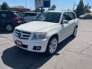 Used 2010 Mercedes-Benz GLK-Class GLK 350 for sale in Brantford, ON