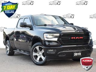 Used 2019 RAM 1500 Sport/Rebel This just in!!! for sale in St. Thomas, ON
