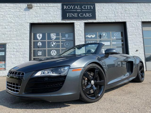 2011 Audi R8 ***SOLD***5.2L V10 FSI Spyder/ Excellent Condition