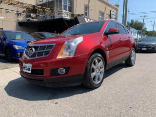 Used 2010 Cadillac SRX AWD 4dr 2.8T Performance for sale in Scarborough, ON