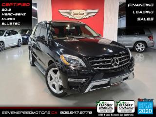 Used 2013 Mercedes-Benz ML-Class SPECIAL EDITION AMG | NAVI | CERTIFIED | FINANCE | 9055478778 for sale in Oakville, ON
