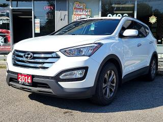 Used 2014 Hyundai Santa Fe Sport FWD 4DR 2.4L PREMIUM for sale in Bowmanville, ON