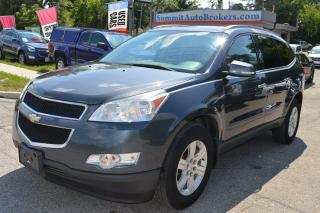 Used 2010 Chevrolet Traverse 1LT for sale in Richmond Hill, ON