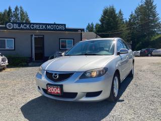 Used 2004 Mazda MAZDA3 GS for sale in Black Creek, BC