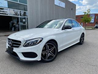 Used 2018 Mercedes-Benz C-Class C 300 for sale in Vaughn, ON