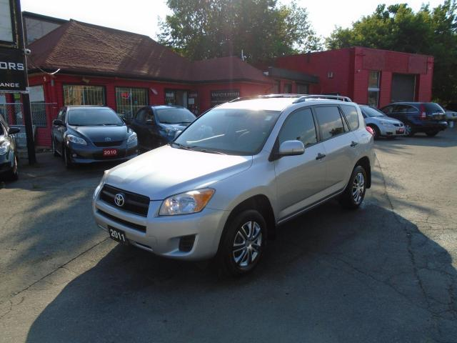 2011 Toyota RAV4 Base/ 4WD / A/C / PWR GROUP / LOW KMS /LIKE NEW