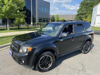 Used 2009 Ford Escape XLT, Automatic, 4 Door, 3/Y Warranty Available. for sale in Toronto, ON