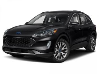 New 2021 Ford Escape Titanium ON ITS WAY   0% APR   401A   TITNM ELITE   ROOF   for sale in Winnipeg, MB