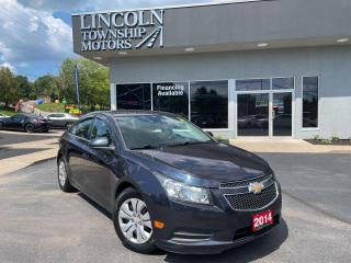 Used 2014 Chevrolet Cruze 1LT for sale in Beamsville, ON