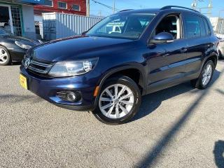 Used 2015 Volkswagen Tiguan Highline for sale in Vancouver, BC