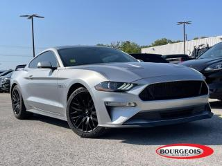 Used 2020 Ford Mustang GT TOUCH SCREEN, APPLE CARPLAY, ACTIVE EXHAUST for sale in Midland, ON