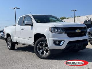 Used 2018 Chevrolet Colorado Z71 HEATED SEATS, REVERSE CAMERA for sale in Midland, ON