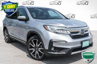 Used 2020 Honda Pilot Touring 8P 8 SEATS!! NAVIGATION!! POWER MOONROOF!! POWER LIFTGATE!! for sale in Barrie, ON