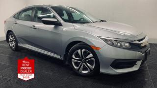 Used 2017 Honda Civic Sedan LX *APPLE CARPLAY - HEATED SEATS - LOCAL VEHICLE* for sale in Winnipeg, MB