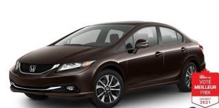 Used 2014 Honda Civic EX - CAMERA + TOIT + JAMAIS ACCIDENTE !!! for sale in Saint-Eustache, QC