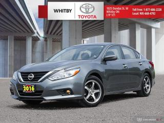 Used 2016 Nissan Altima for sale in Whitby, ON