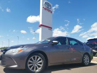 Used 2016 Toyota Camry HYBRID XLE for sale in Moncton, NB