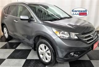 Used 2012 Honda CR-V Touring - Low KM, Clean Car for sale in Cornwall, ON