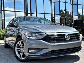 Used 2019 Volkswagen Jetta R-LINE AUTO|BIEGE INTERIOR |REAR VIEW|HEATED SEATS|ALLOYS| for sale in Brampton, ON