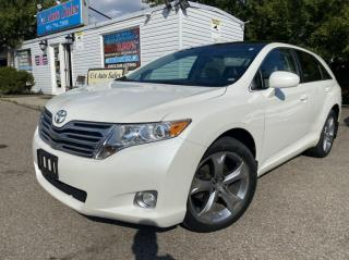 Used 2010 Toyota Venza 4dr Wgn V6 GREAT CONDITION PANO ROOF for sale in Brampton, ON